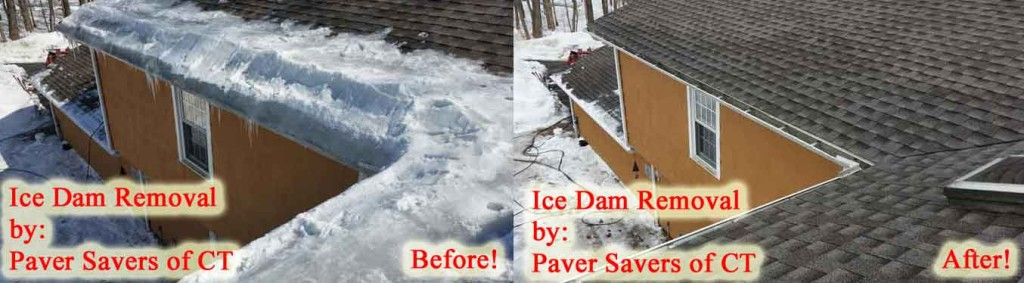 CT Ice Dam Removal